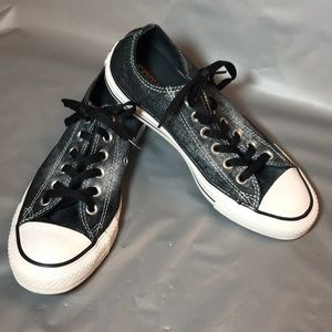 CONVERSE all star washed navy